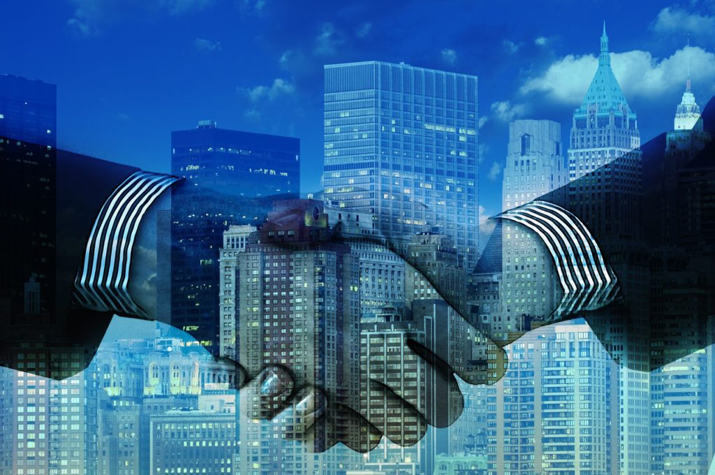 Handshake - Partners to Business in Africa